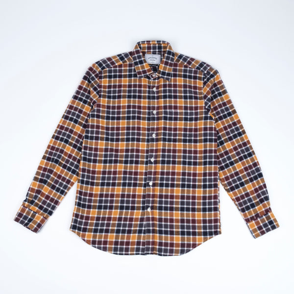 Portuguese Flannel Autumn Shades Shirt