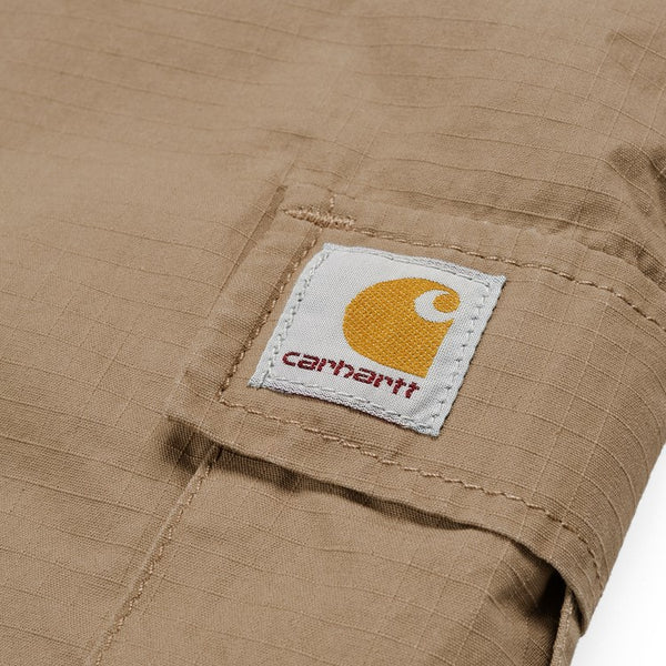 Carhartt Aviation Cargo Short -  Leather