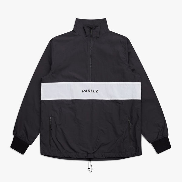Parlez Bathsheba 1/4 Zip Jacket - Black