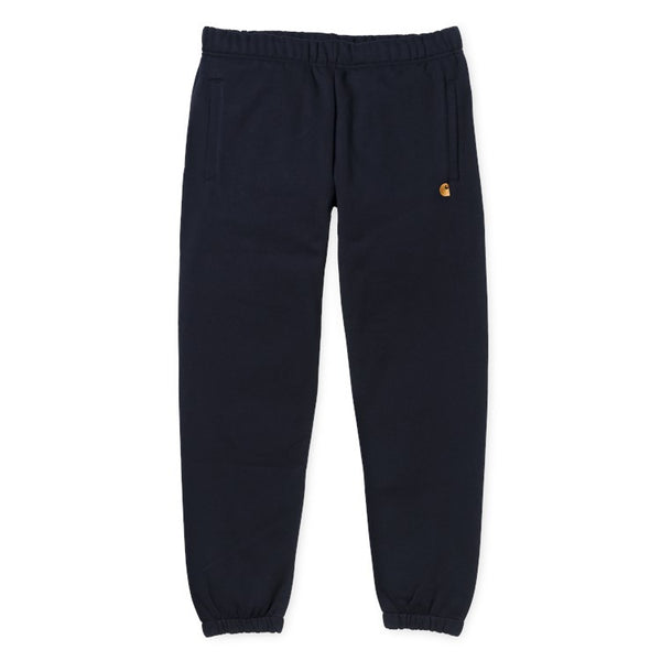 Carhartt Chase Sweat Pant - Dark Navy