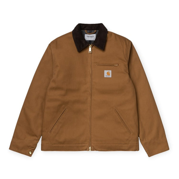 Carhartt Detroit Jacket - Hamilton Brown (Rigid)