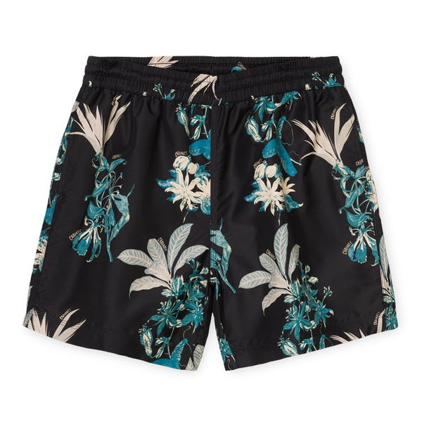 Carhartt Drift Swim Short - Hawaiian Black