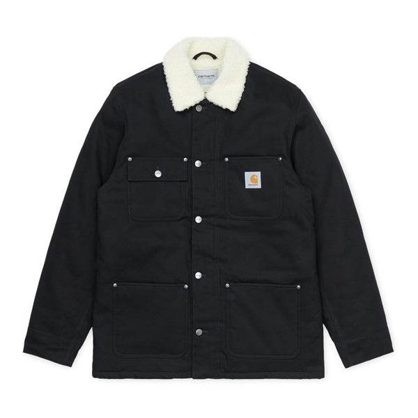 Carhartt WIP Fairmount Coat - Black
