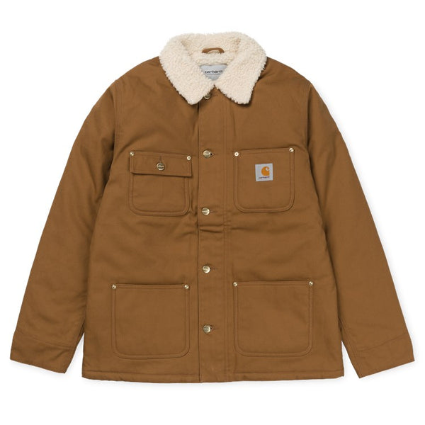 Carhartt WIP Fairmount Coat - Hamilton Brown