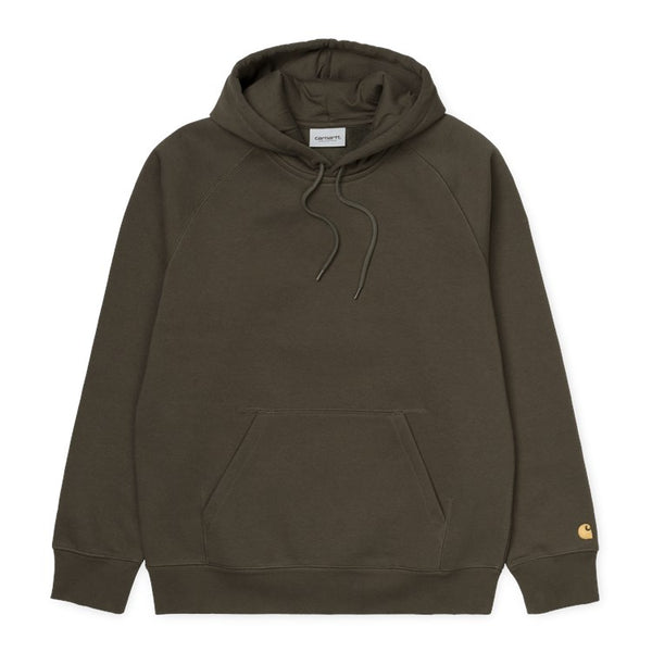 Carhartt Hooded Chase Sweatshirt - Cypress