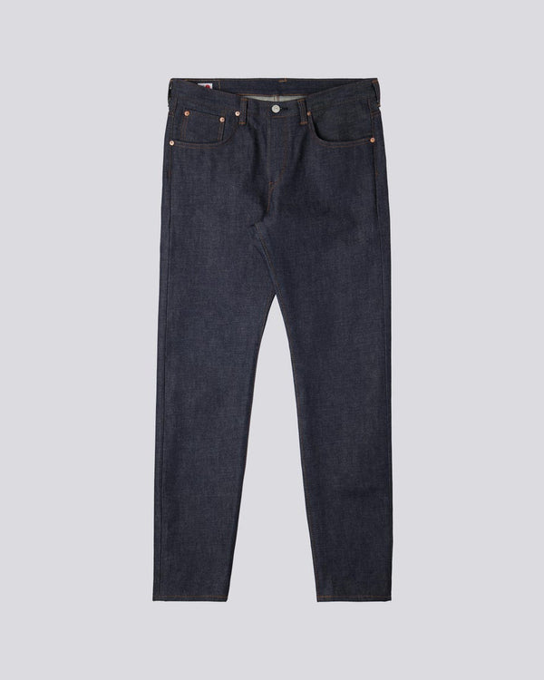Edwin Made in Japan Regular Tapered Jean - Raw