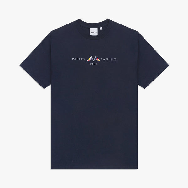 Parlez Jetty T-Shirt - Navy