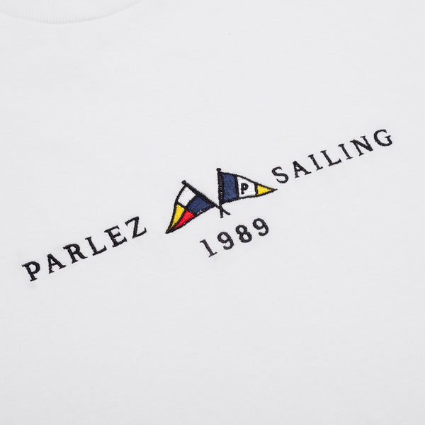 Parlez Jetty T-Shirt - White