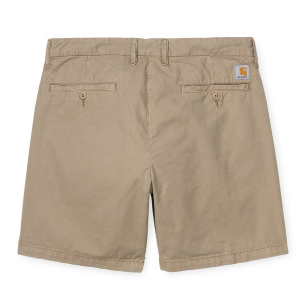 Carhartt John Short - Leather