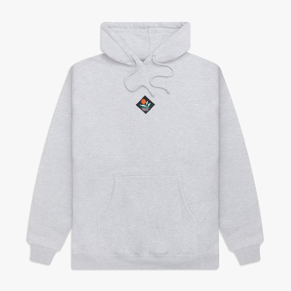 Parlez Kojo Hooded Sweat - Heather