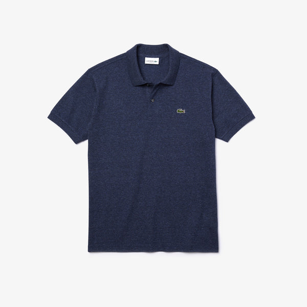 Lacoste Classic L12.12 Polo Shirt - Navy Marl