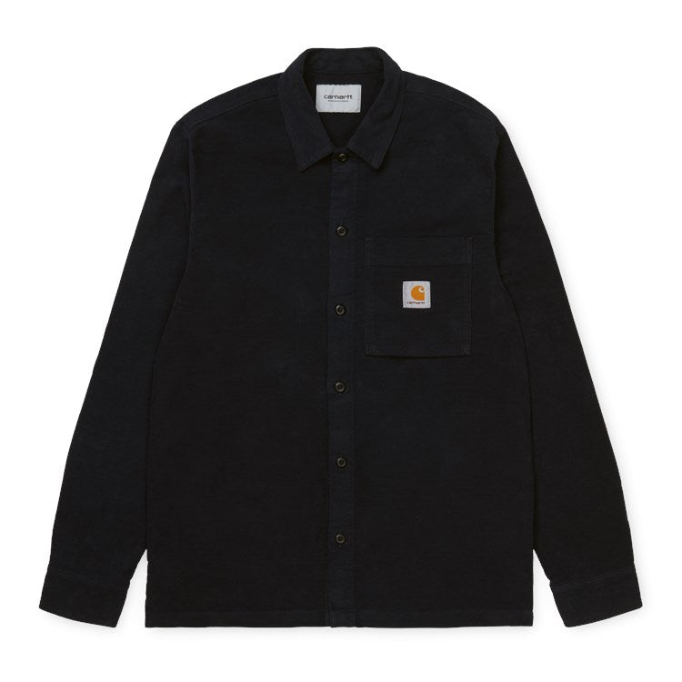 Carhartt WIP Holston Shirt - Black
