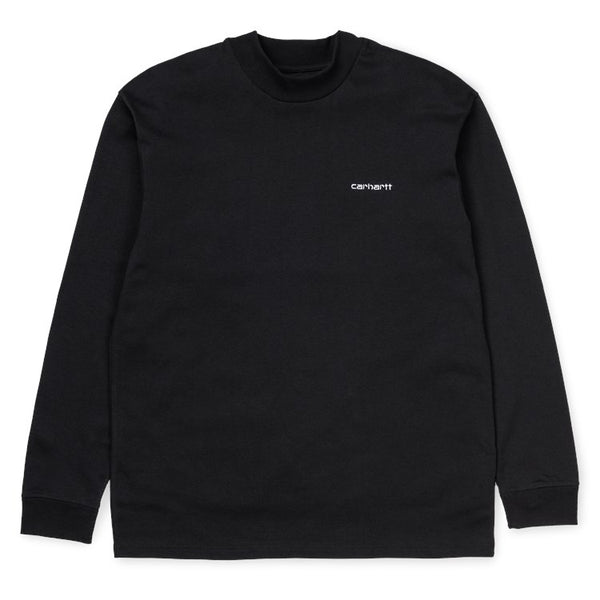 Carhartt Long Sleeve Mockneck - Black