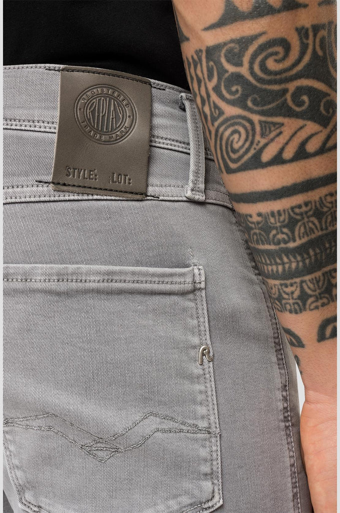 Replay Hyperflex Jeans - Stone Grey