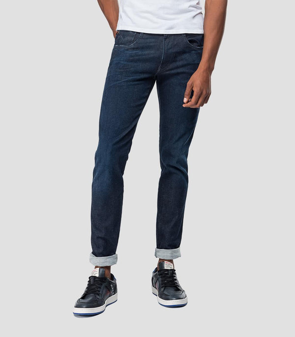 Replay Hyperflex Cloud Jeans - Dark Blue