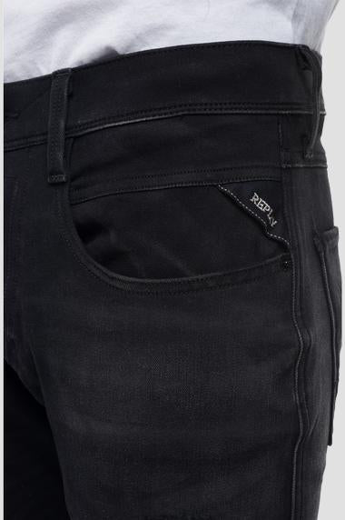 Replay Hyperflex Plus Jeans - Black