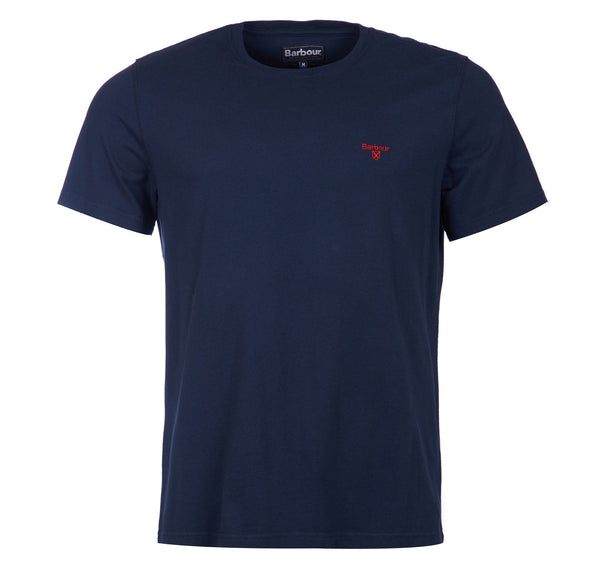 Barbour Sports T-Shirt - Navy