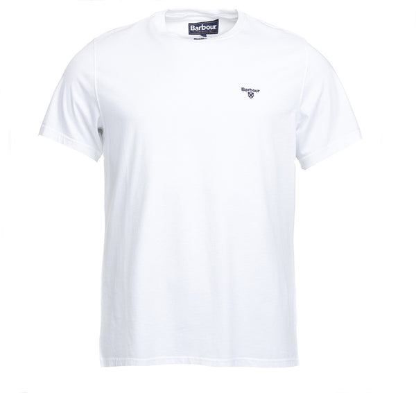 Barbour Sports T-Shirt - White