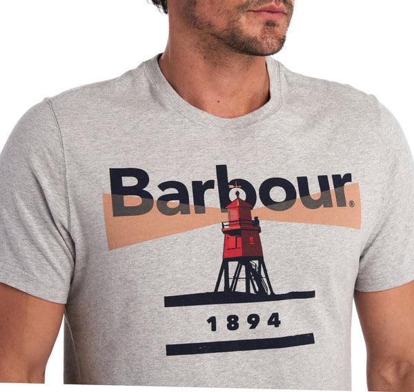 Barbour Lighthouse 94 T-Shirt - Grey