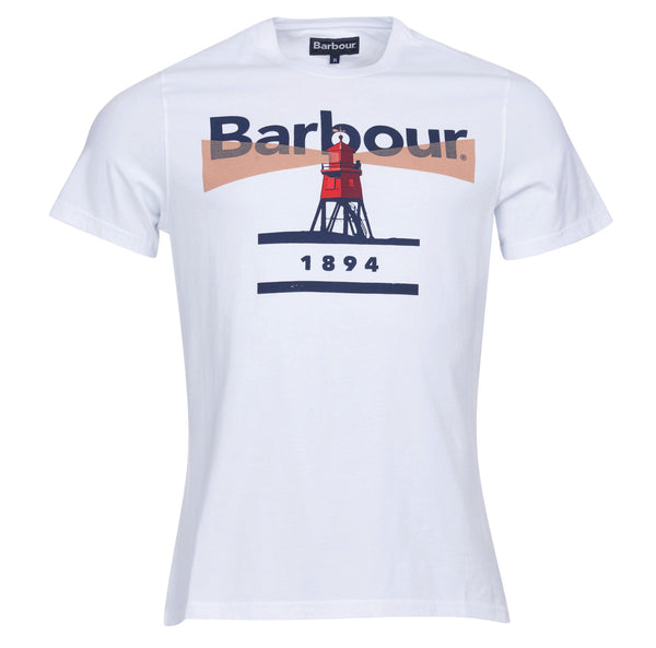 Barbour Lighthouse 94 T-Shirt - White