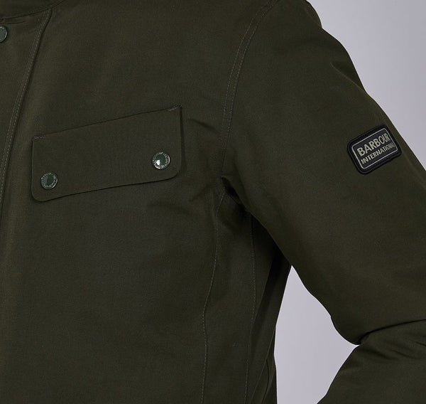 Barbour International Waterproof Duke Jacket - Sage
