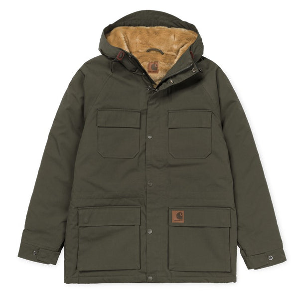 Carhartt WIP Mentley Jacket - Cypress