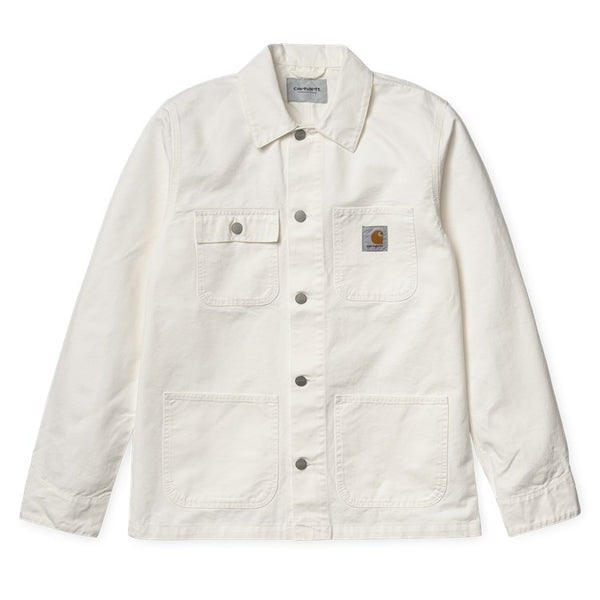 Carhartt Michigan Coat - Off White
