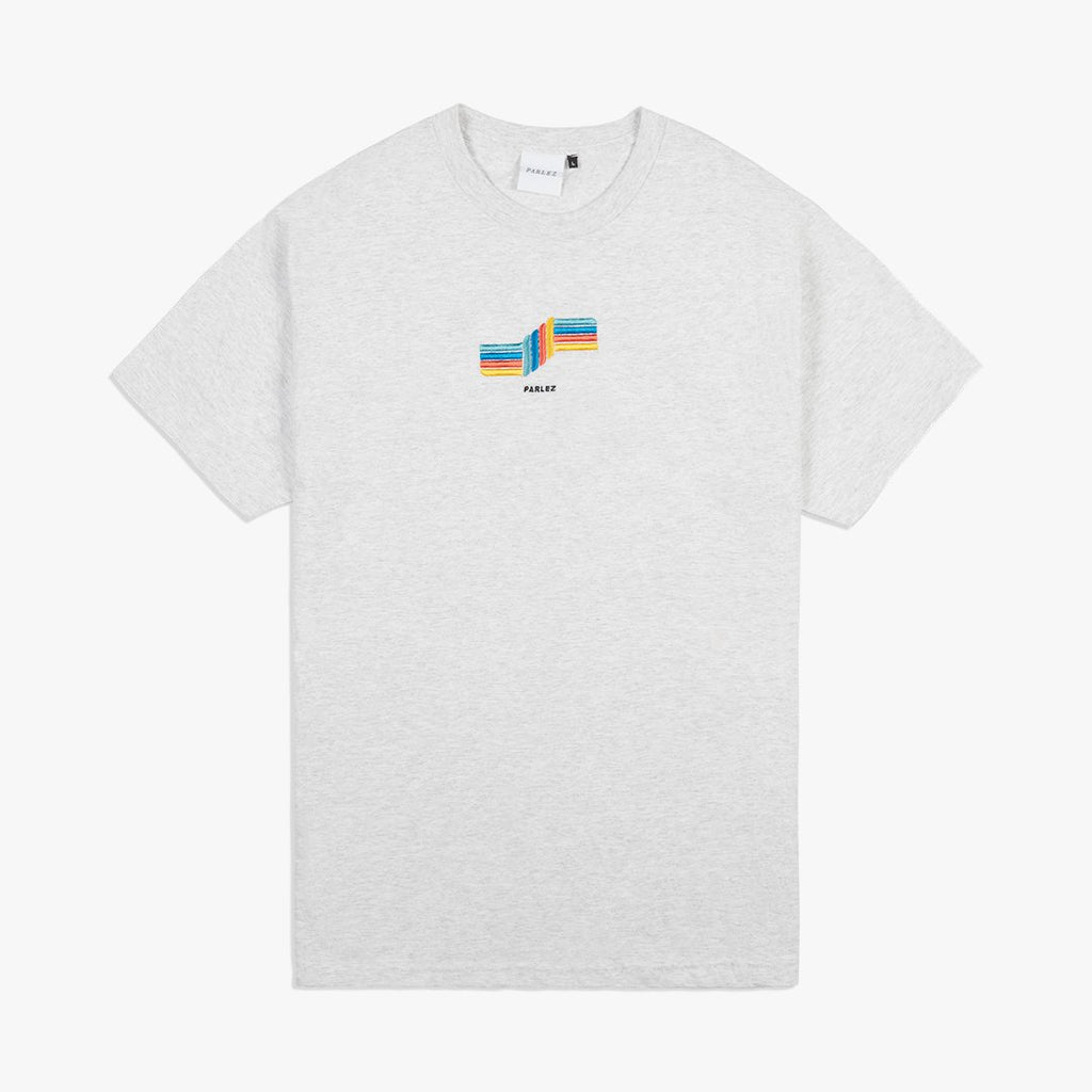 Parlez Nesse T-Shirt - Heather Grey
