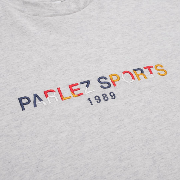 Parlez Nelson T-Shirt - Heather Grey
