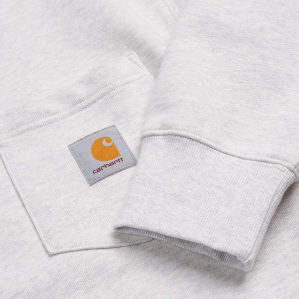 Carhartt Pocket Sweatshirt - Ash