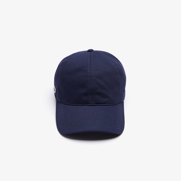 Lacoste Small Croc Cap - Navy