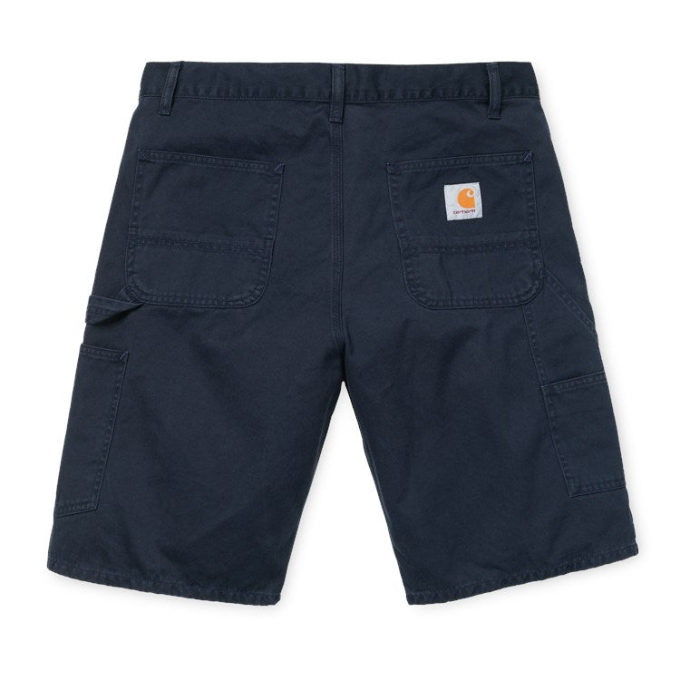 Carhartt Ruck Single Knee Short - Navy