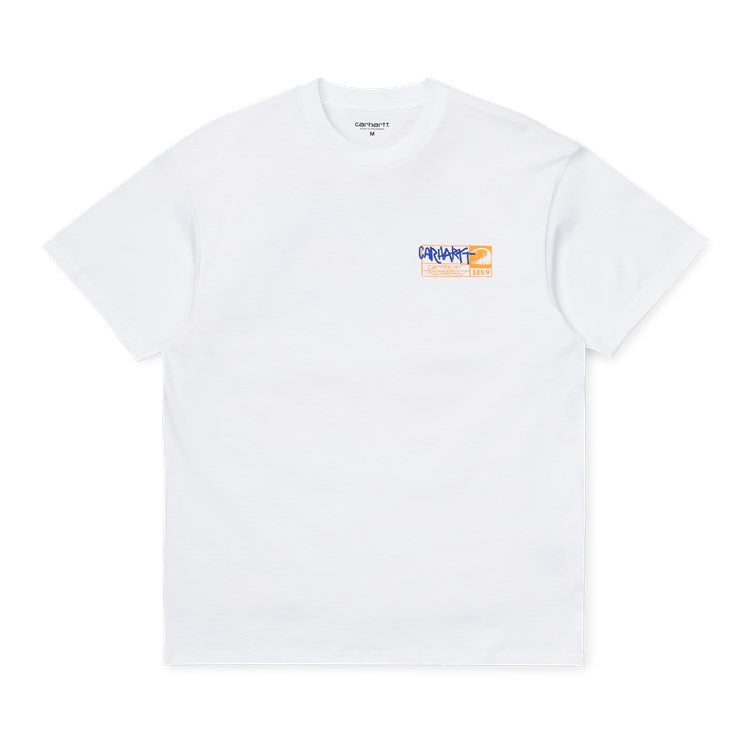 Carhartt No Surf T-Shirt - White
