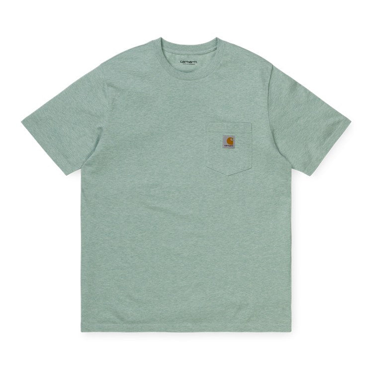 Carhartt Pocket T-Shirt - Zola Heather