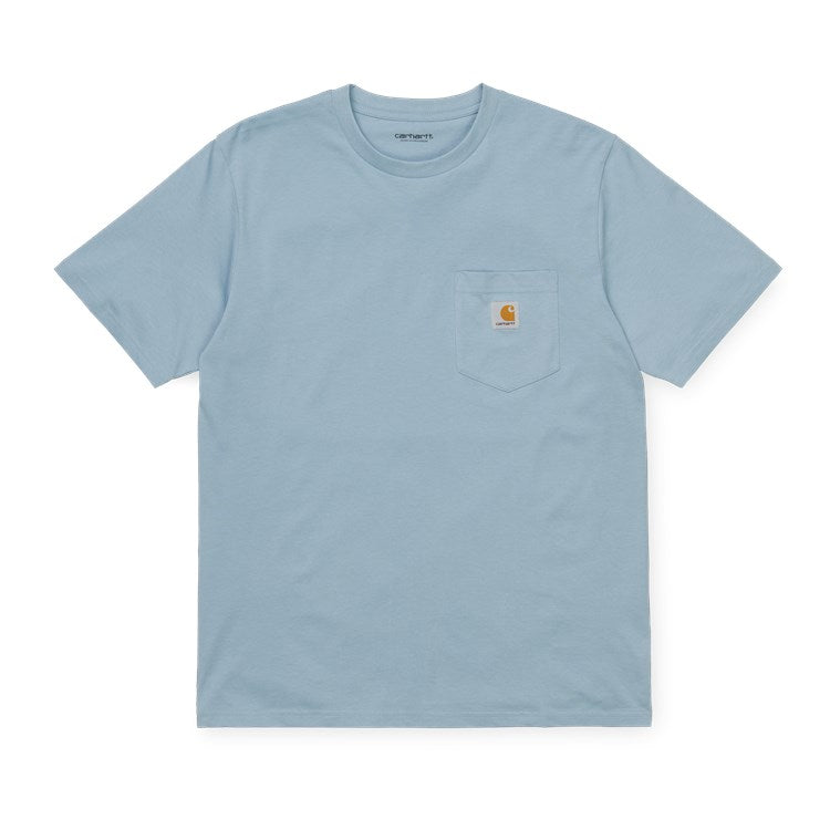 Carhartt Pocket T-Shirt - Frosted Blue