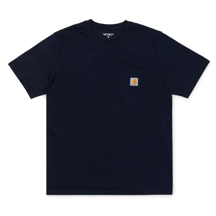 Carhartt Pocket T-Shirt - Navy