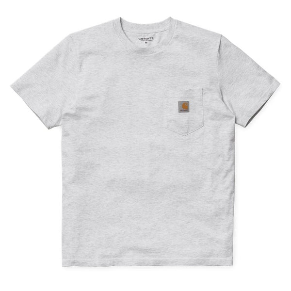 Carhartt Pocket T-Shirt - Ash Heather