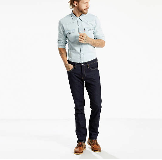 Levi's 511 Slim Fit Jeans -  Rock Cod