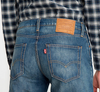 Levi's 511 Slim Fit Jeans -  Cioccolato Cool Wash