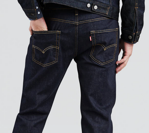 Levi's 502 Regular Tapered Jeans - Rock Cod