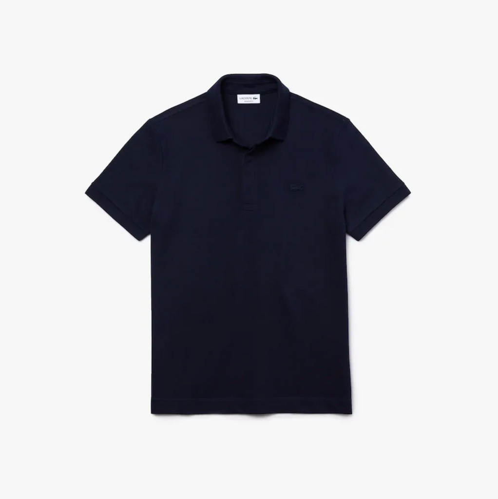 Lacoste Paris Polo Shirt - Dark Navy