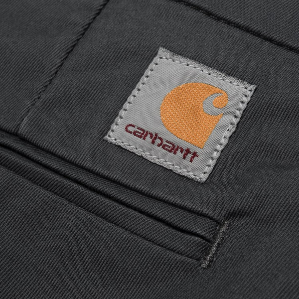 Carhartt Sid Pant Chino - Blacksmith