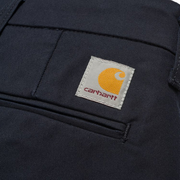Carhartt Sid Chino Short - Dark Navy