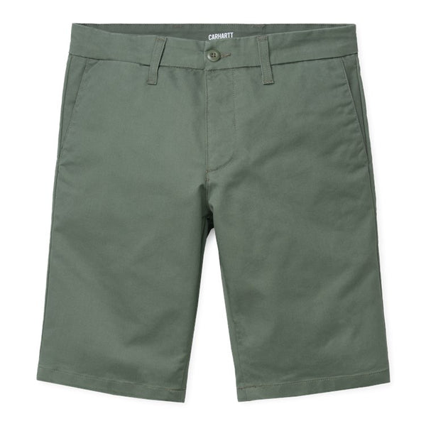 Carhartt Sid Chino Short - Dollar Green