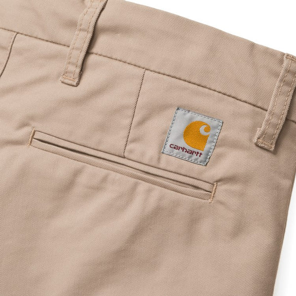 Carhartt Sid Chino Short - Wall