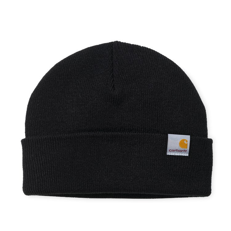 Carhartt Stratus Hat Low Beanie - Black