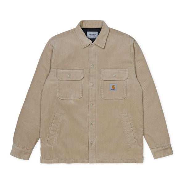 Carhartt WIP Whitsome Shirt Jacket - Wall