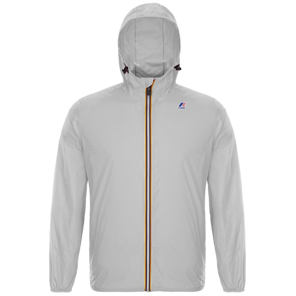K-Way Le Vrai Claude Jacket - Light Grey