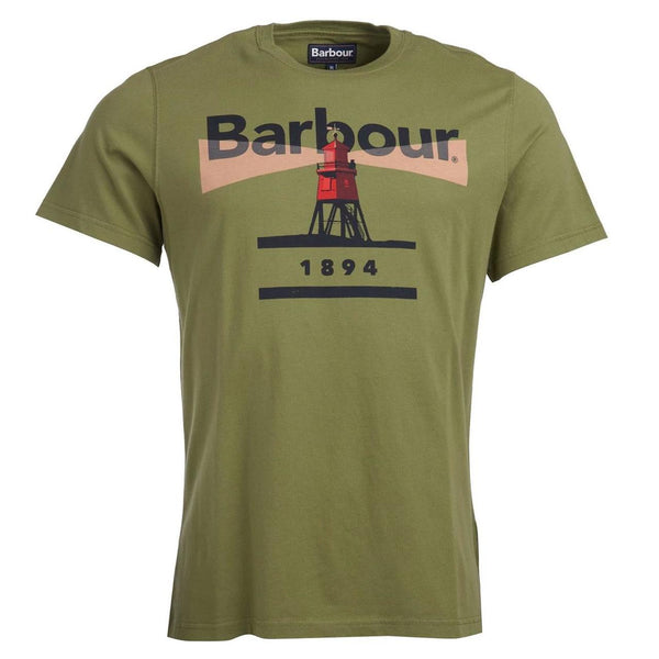 Barbour Lighthouse 94 T-Shirt - Olive