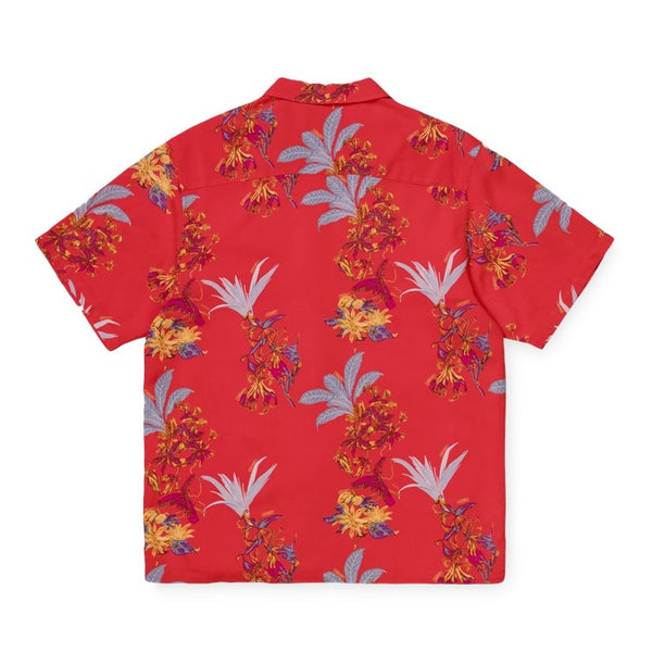 Carhartt Hawaiian Shirt - Red